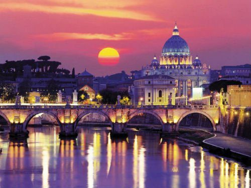 Living in Rome and at Saint Louis